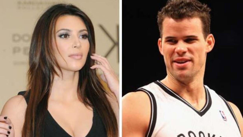 La pareja duró 72 días juntos antes de separarse. Kim espera un hijo de...