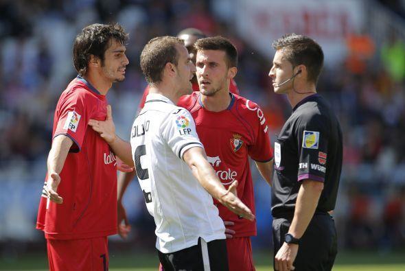 Valencia quedó con opciones de ascender al cuarto lugar.