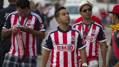 Fans de Chivas se reunieron para apoyar a Vergara 20140731_14087.jpg