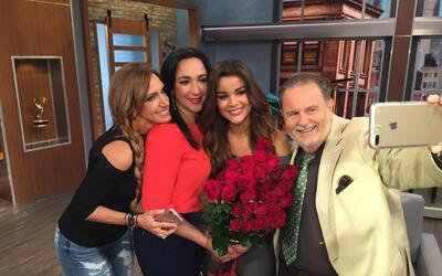 Clarissa Molina celebró su cumpleaños 25.