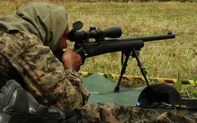 Fuerzas Comando: Acecho y destreza militar