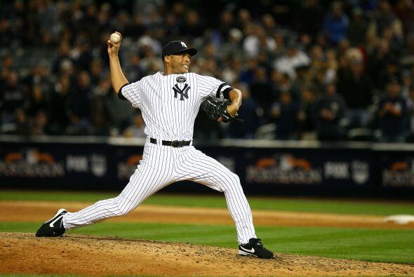 Mariano Rivera nació en Ciudad de Panamá el 29 de noviembre de 1969 y es...