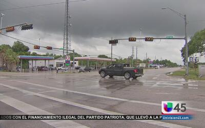 Ordenan evacuar comunidades de condado Brazoria por inundaciones