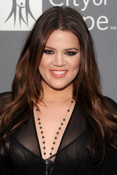 ¿No es una verdadera Kardashian?, hace unos meses la ex esposa de su fal...
