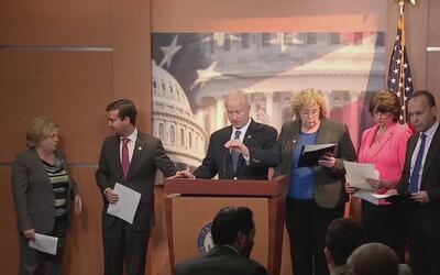 Congresistas de ambos partidos presentan proyecto de ley para proteger a...