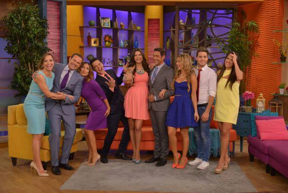 ¡Felicidades, la casita más feliz de la televisión te da la bienvenida!...
