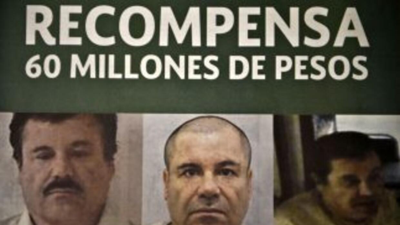 Imagen difundida por las autoridades mexicanas en distintos periódicos,...