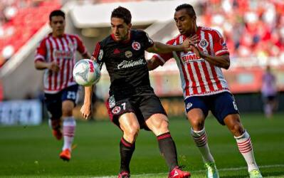Tijuana y Chivas abren la fecha tres del Apertura 2016 de la Liga MX.