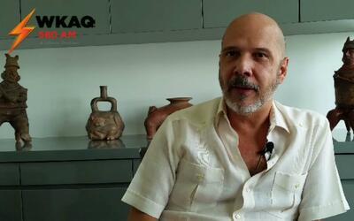 Artista puertorriqueño trae a la Isla la galería de arte 'Prehispánico'