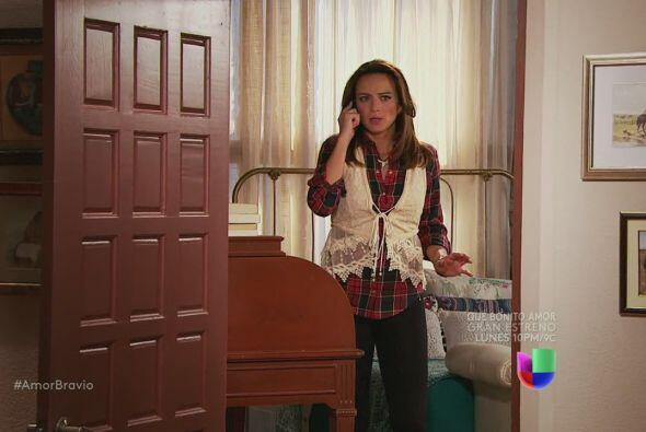 Mariano advierte a Camila que Leoncio persigue a Isadora y podría...