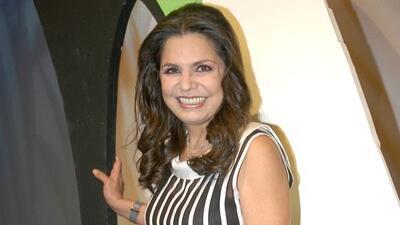 Rosy Ocampo revela 'Antes muerta que Lichita'