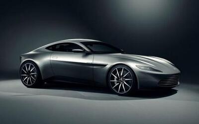 Del nuevo DB10 serán construidos a mano tan sólo 10 ejemplares.