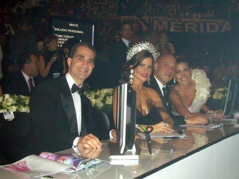 Greydis Gil, Nuestra Belleza Latina 2009 ha gozado de su reinado al m&aa...