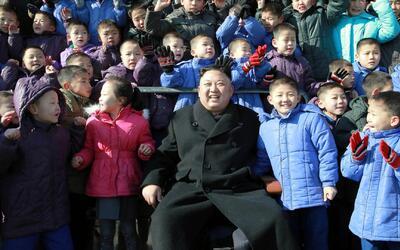La educación de los niños en Corea del Norte: pequeñas máquinas del régimen