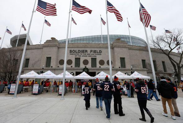 Domingo, Sept. 20 -- Cardinals vs. Bears, Soldier Field, Chicago, Ill. (...