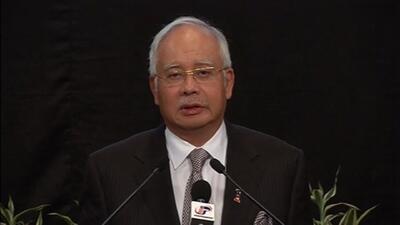 Primer Ministro de Malasia: el vuelo MH370 terminó en el sur del Océano...