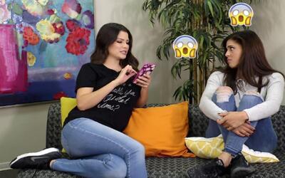 Ana Patricia y Francisca, más que amigas son #LasManas, en un seg...