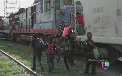 Anuncian nueva medida para evitar que inmigrantes suban a La Bestia