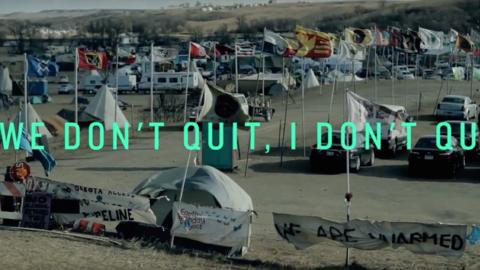 'We don't quit', tema de Desmond Scaife Jr. y Javier Limón p...