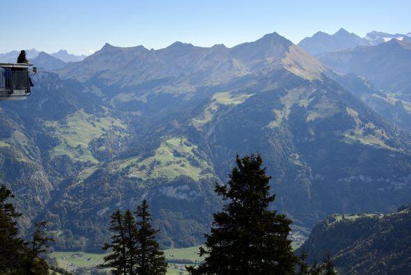 Mientras toda Europa estaba sumida en la crisis, Suiza demostró que a el...