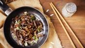 Cada vez más cocineros incorporan los insectos a sus listas de ingredien...