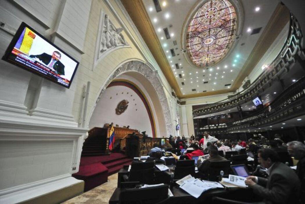 La Asamblea Nacional aprobó el pasado viernes la Ley Habilitante solicit...
