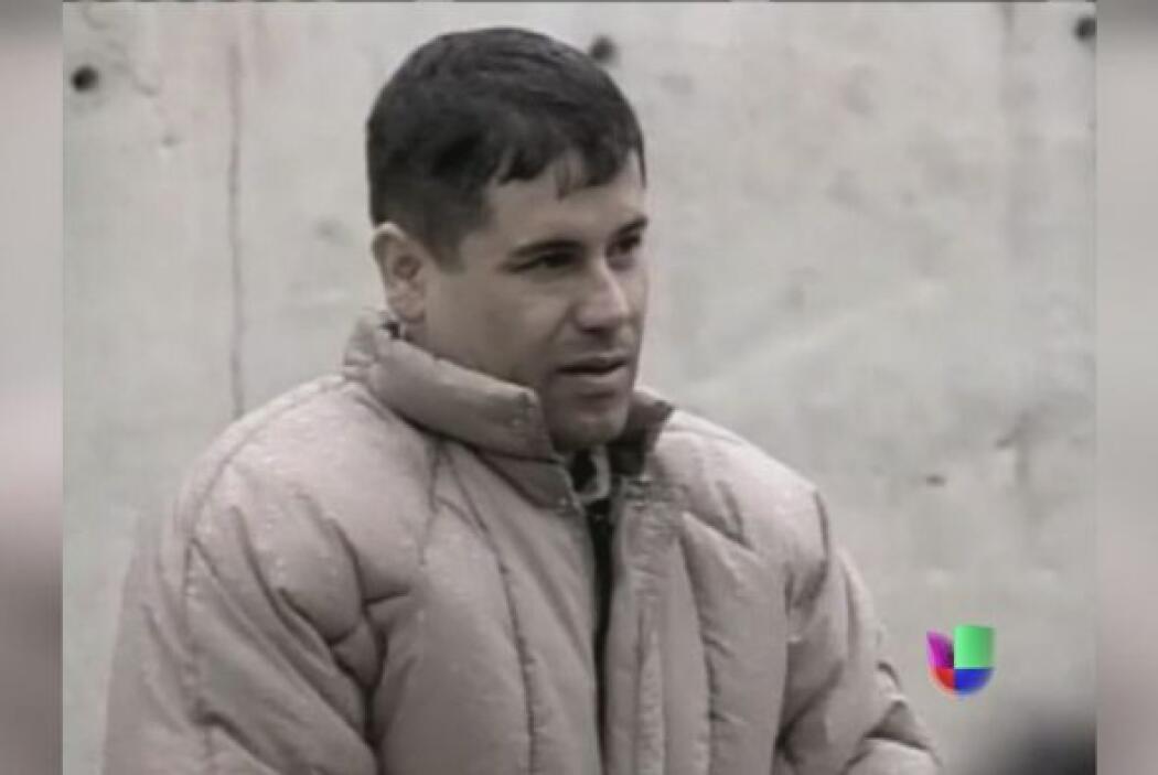 Un poster publicado por la DEA anunció que el narcotraficante Joaquín El...