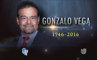 Murió el actor mexicano Gonzalo Vega después de perder la batalla contra...