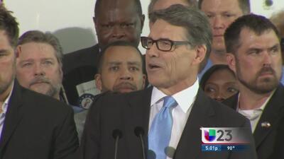 Rick Perry quiere ser Presidente