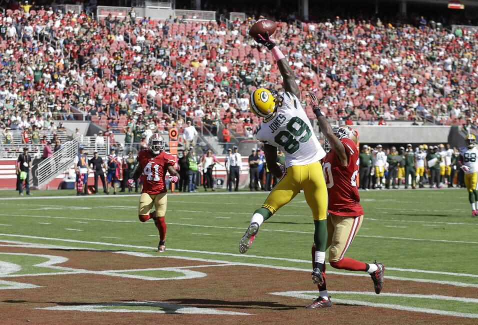 Los Green Bay Packers derrotaron 17-3 a los San Francisco 49ers mantenie...