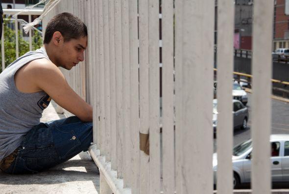 Álex Perea interpreta a José de Jesús Asis, un boxeador en depresión pue...