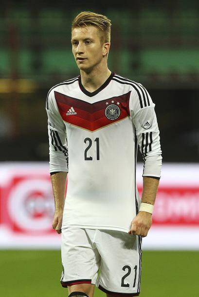 Marco Reus  Borussia Dortmund   El crack alemán es uno de los gra...