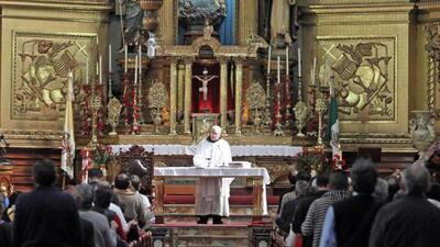 Arquidiócesis de México pide combatir contra 'impunidad, corrupción y ci...