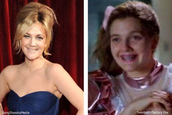 Drew Barrymore tuvo que regresar a la escuela para protagonizar a Josie...