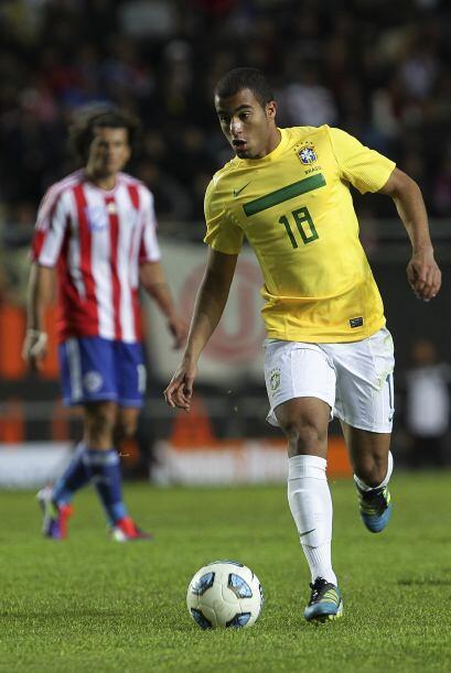 Lucas Moura es una de las estrellas brasileñas en ascenso y al que mucho...