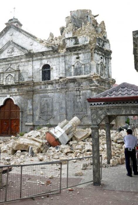 En tanto, el terremoto de hoy afectoo a un total de 441.709 familias en...