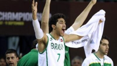 Brasil se medirá a Puerto Rico en la cuarta y última jornada de la segun...