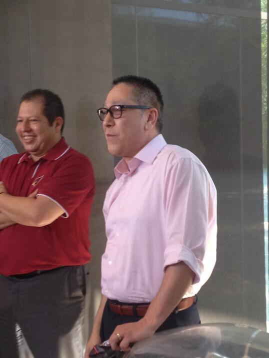 Univisión AZ y Cardenales celebran alianza