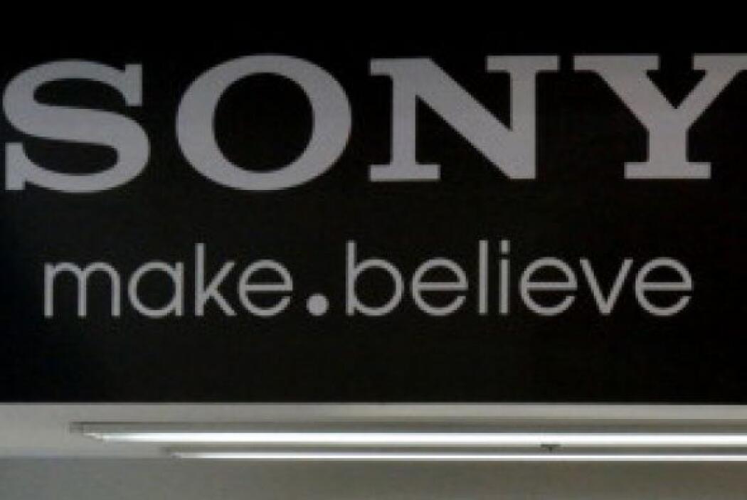 """Sony proviene del latín 'Sonus' que significa 'Sonido""""."""