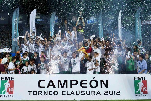 Santos llegó a la final como líder y Monterrey como subl&i...