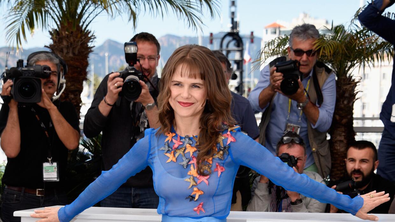 La actriz protagoniza la cinta 'Chronic'