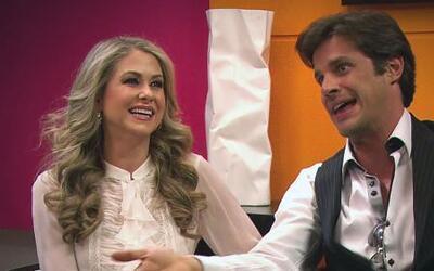 Ingrid Martz y Mark Tacher hablaron de sus personajes y cómo afectaron s...