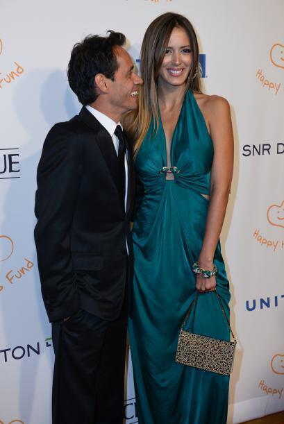 Su separación y la relación de Marc Anthony con otra chica después de su...