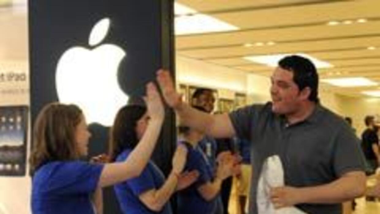 Ventas Apple iPad