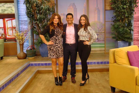 Paola Gutiérrez llegó a la casita con una gran exclusiva s...