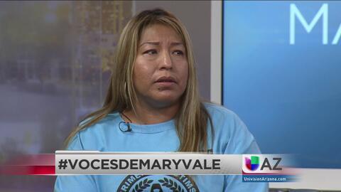 Atención a las familias de las víctimas de Maryvale