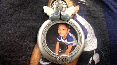 Gabriel Fernández tenía 8 años cuando murió...
