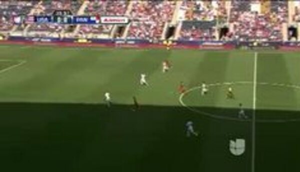 Highlights:Panamá at USA on July 25, 2015