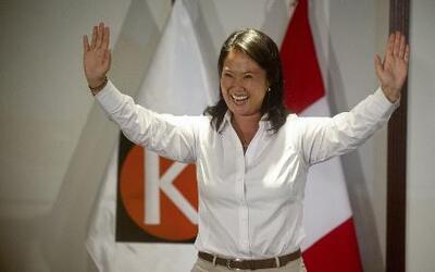 Periodistas de la campaña presidencial de Keiko Fujimori alteran audio a...