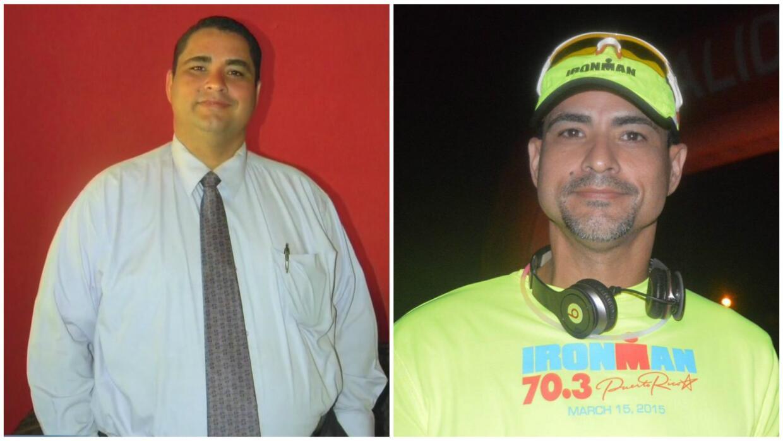 Carlos Vargas llegó a pesar 427 libras